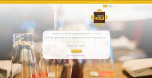 Nouveau site web pour l'Entre-Nous