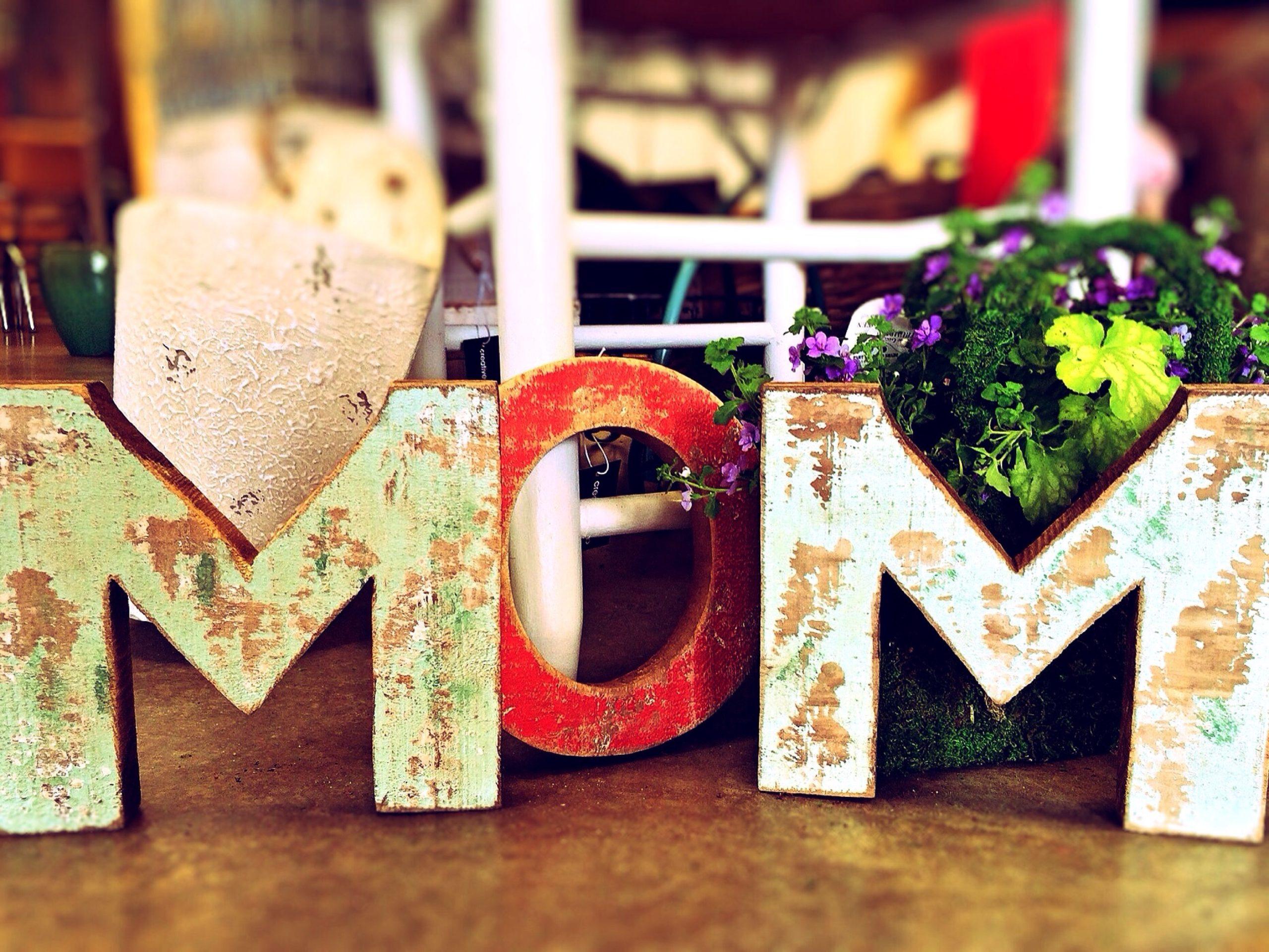 Venez fêter maman à l'Entre-Nous